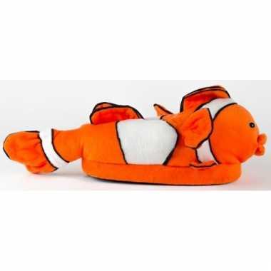 Vissen sloffen voor kinderen
